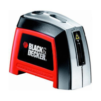 Уровень Black&Decker BDL 120